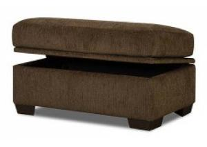 5250 Perth Chocolate Storage Ottoman