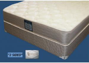 Ortho Regal 1 Plush Double Sided Twin XL Mattress Only