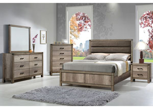 Matteo 6 Drawer Dresser