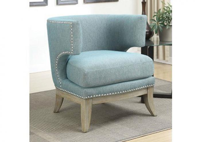Accent Chair FLOOR MODEL ONLY (Crowley Location),Instore