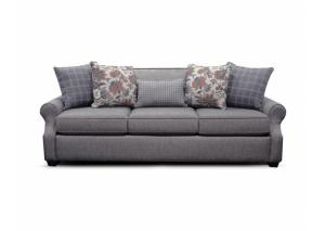 MASON BLUE SOFA AND LOVE JENNINGS