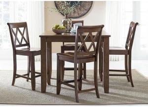 5pc Counter Height Table Set (Crowley Location)