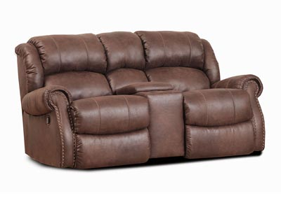 Double Rocker Reclining Loveseat