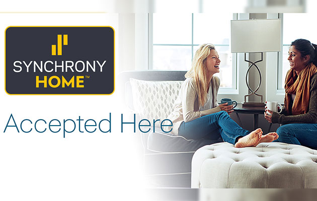 Synchrony Home Accepted Here