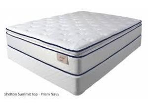 Shelton King Mattress and Base
