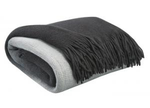 Danyl Black/Grey Throw