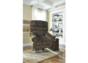 Power LIFT Recliner Ernestine Truffle