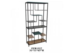 Harmony Multi Color Metal Etagere