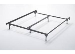 Queen Bed Frame w/ Center rail