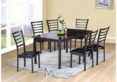 Fairmont Rectangle Table and 6 Chairs