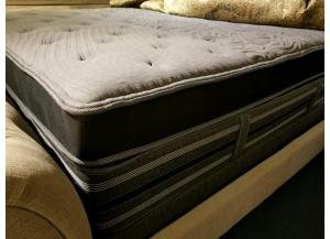 Black Oasis Queen Mattress and Base