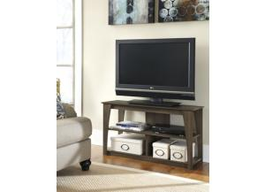 Frantin Brown Wood TV Stand 39