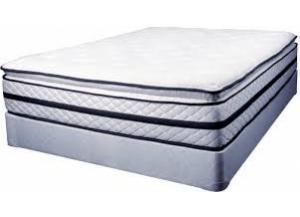Heartland King Mattress and Base