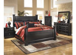 Shay Queen Bed/Dresser/Mirror