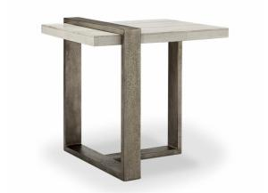 End Table Wiltshire Stone Top