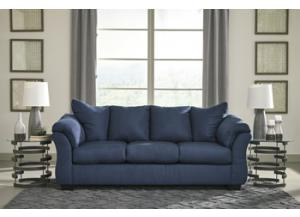 Darcy Royal Blue Sofa