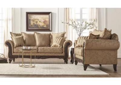 Image for Sofa/Love Momentum Khaki