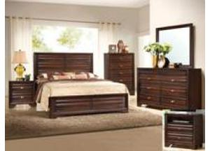 Stella Queen Bed/Dresser/Mirror