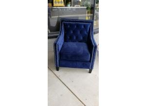 Broadway Tiffany Accent Chair (ONE OF A KIND)