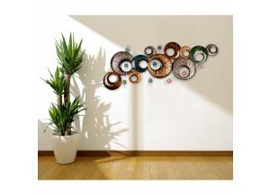Tiny Bubbles Metal Wall Decor