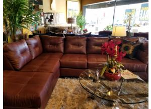 Eastern Muscadine 2 Piece Sectional