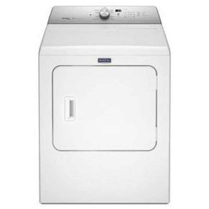 Maytag® Large Capacity Electric Dryer with Steam-Enhanced Cycles  7.0 cu. ft.,Maytag