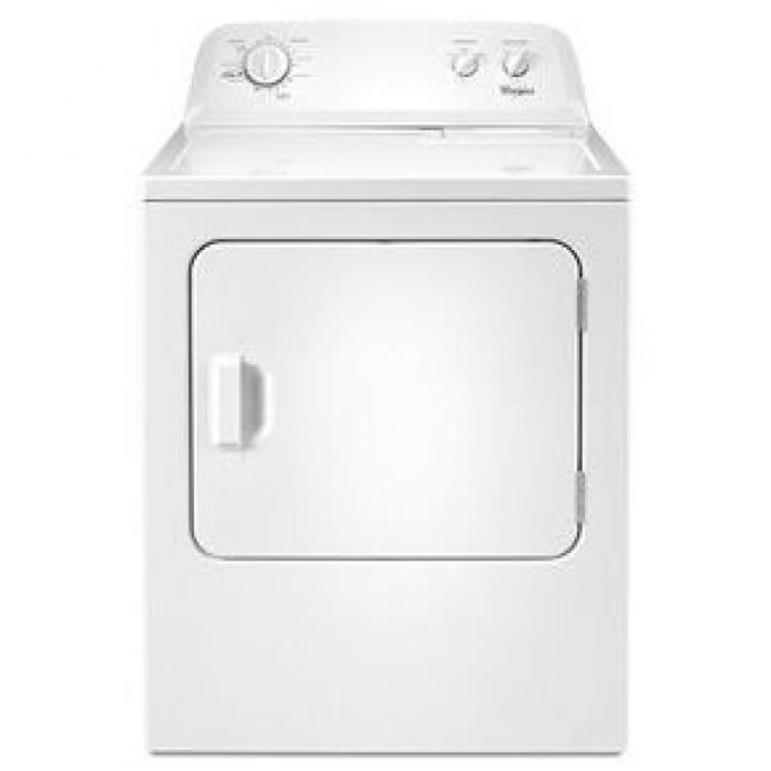 Whirlpool® 7.0 cu.ft Top Load Electric Dryer with Wrinkle Shield™,Whirlpool