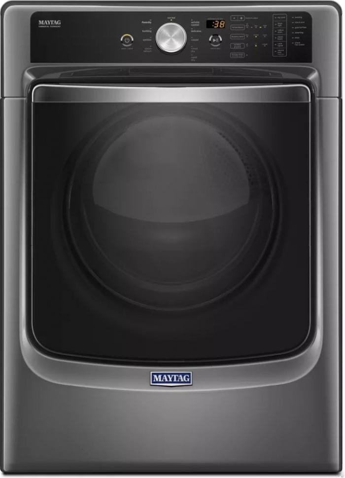 Maytag 27 Inch 7.4 cu. ft. Electric Front Load Dryer,Maytag