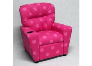 Child's Recliner with Cupholder