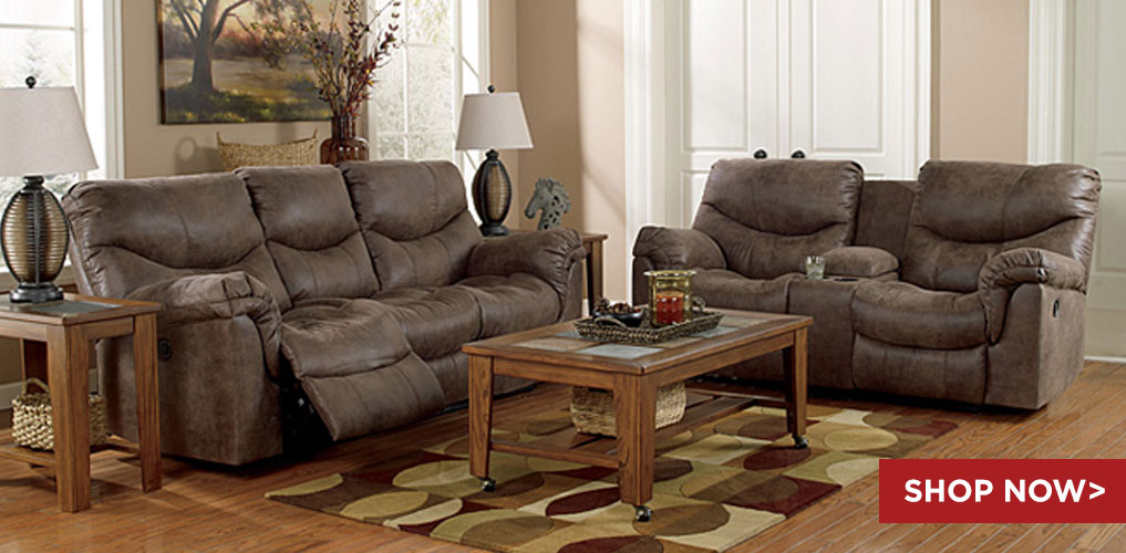 Reclining Sofa & Loveseat