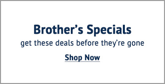 Brother's Specials