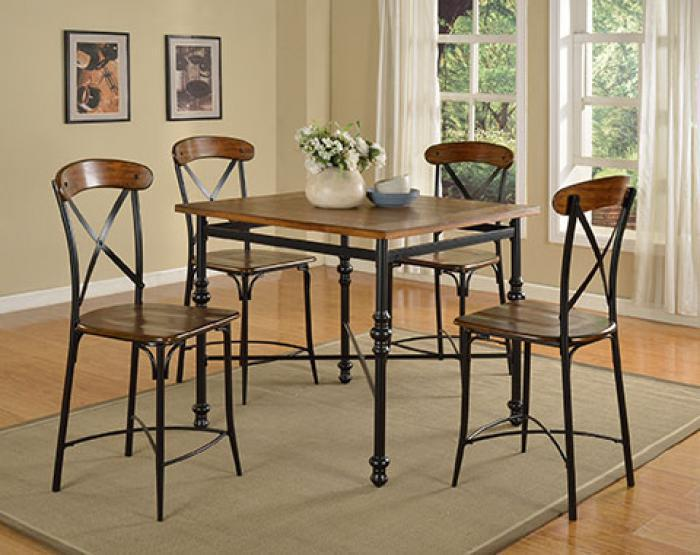 DC222 Cosmo Pub Table with 4 Chairs,Lifestyle