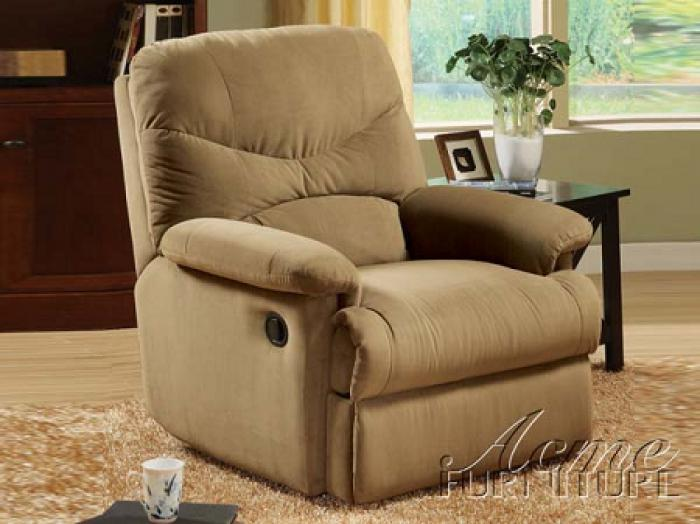 Brothers Fine Furniture 00627 Mocha Recliner