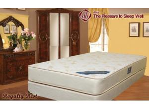 112 Royalty Rest King Mattress Set
