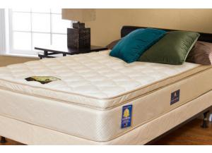 225 Emerald King Size Euro Top Mattress Set