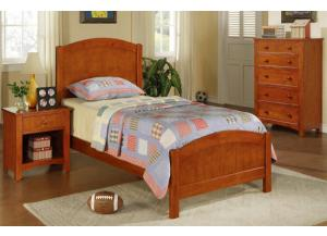 F9206 Twin Headboard, Footboard & Rails