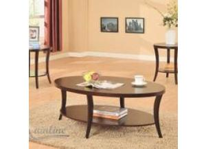Image for 60090, Utopia 3 Piece Wood Occasional Set