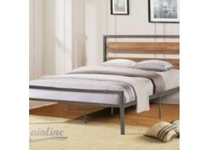 89600,  Gridiron Queen Panel Bed