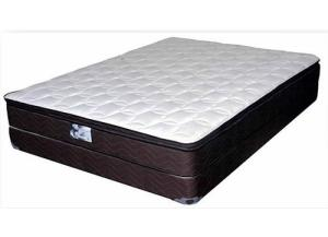 027 Ortho Comfort Supreme Full Size Pillow Top Mattress Set