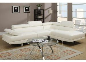 F7320 Light Beige RAF Sectional