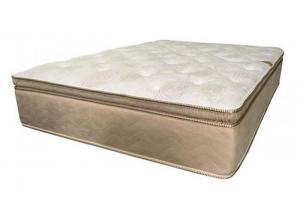 1407 Advantage Luxury Pillow Top King Size Mattress Set