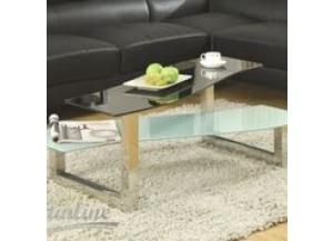 Image for 62035, Criss-X 2 Tier Occasional Table