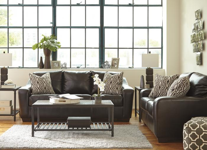 Coppell Sofa & Loveseat,Ashley Clearance
