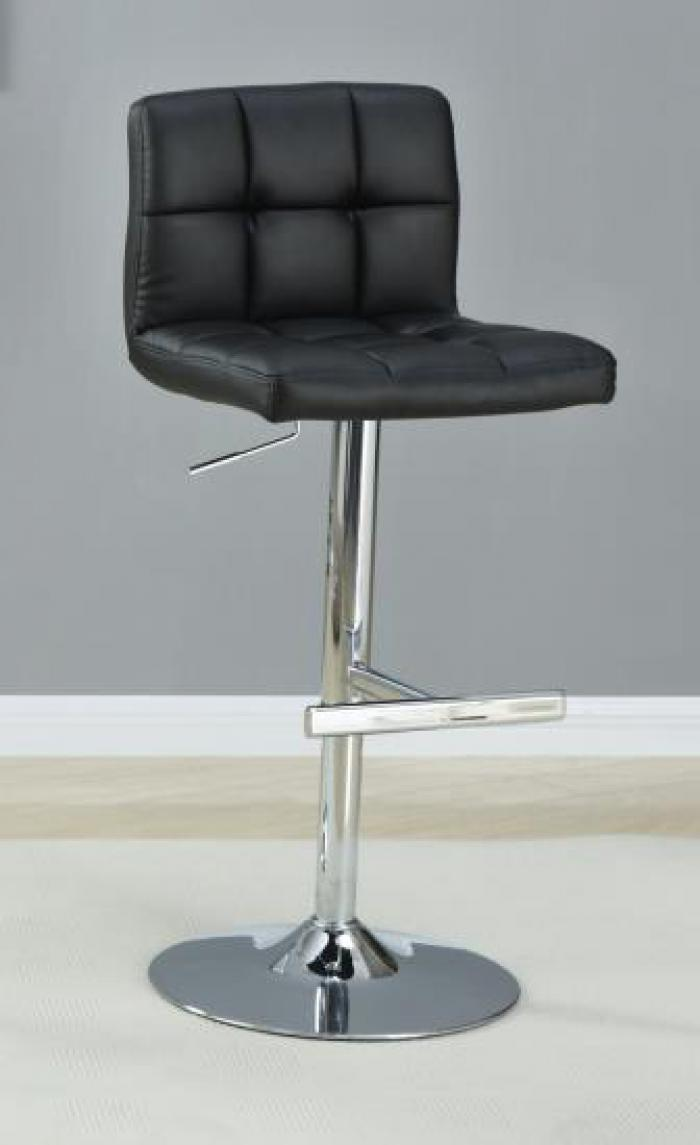 Coaster Riviera Black Bar Stools,Coaster