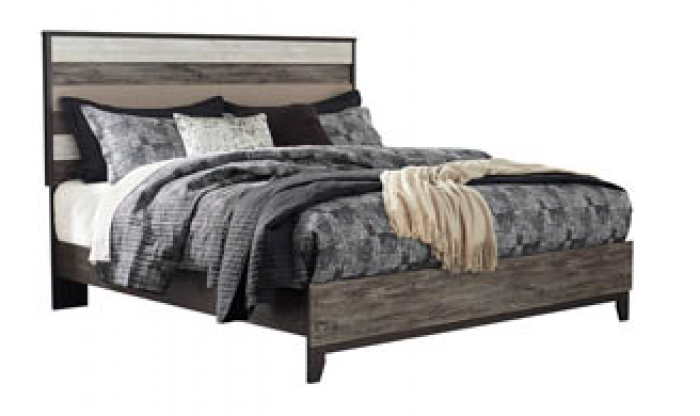 Micco Multi King Panel Bed,Ashley Clearance