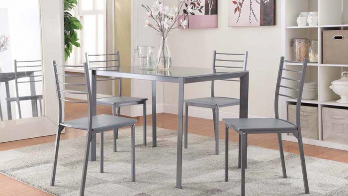 Coaster Le' Veon 5pc Dining Set,Coaster