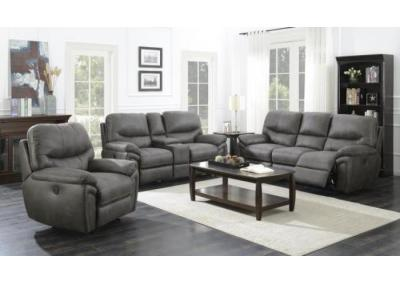 Morrisofa Noah Power Sofa & Loveseat