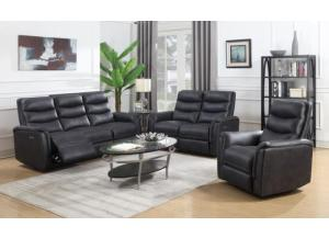 Morrisofa Fleetwood Power Sofa & Loveseat