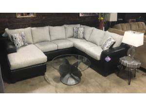 Seminole Dyla 3pc Sectional