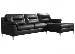 Tensas Black RAF Sectional